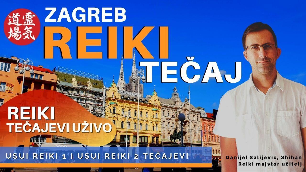 Reiki tečajevi - Zagreb